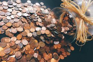 Geld sparen Kinder Enkel Patenkind